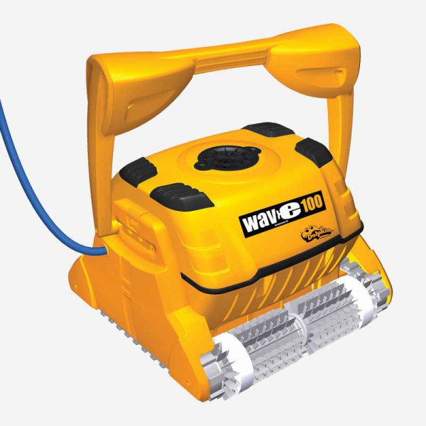 Dolphin Wave 100 | Robotic Commercial Pool Cleaner | Dolphin Pacific Pool Supplies Wholesale