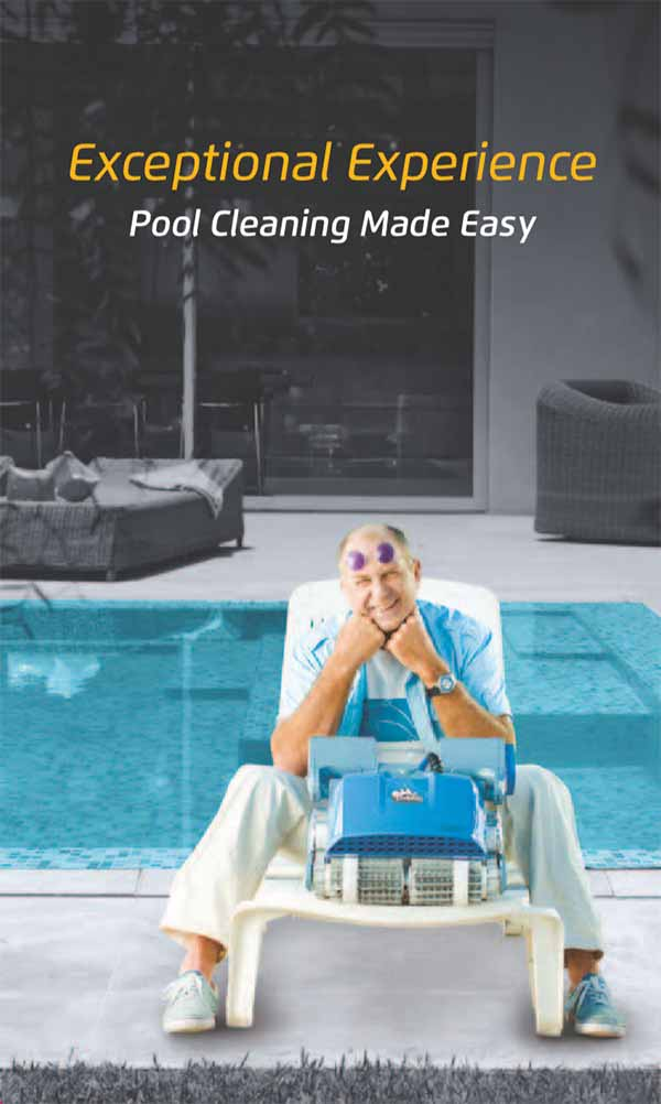 Dolphin M Series Pool Cleaner Manual