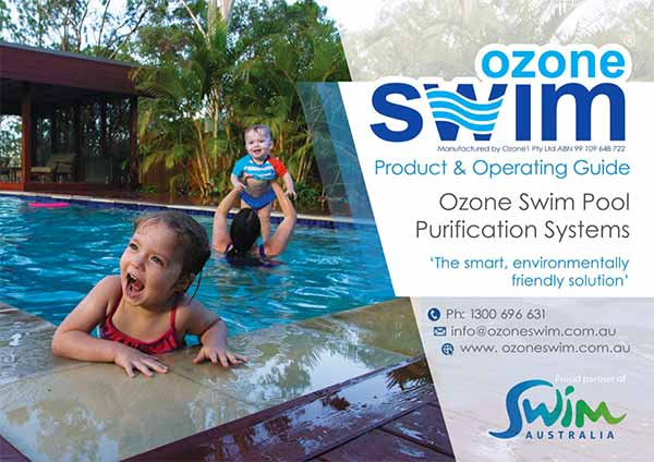 Ozone Swim Water Sanitation Product Guide