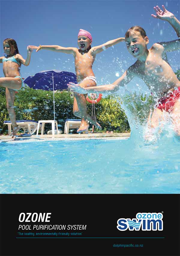 Ozone Swim Residential Pool Purification System Manual