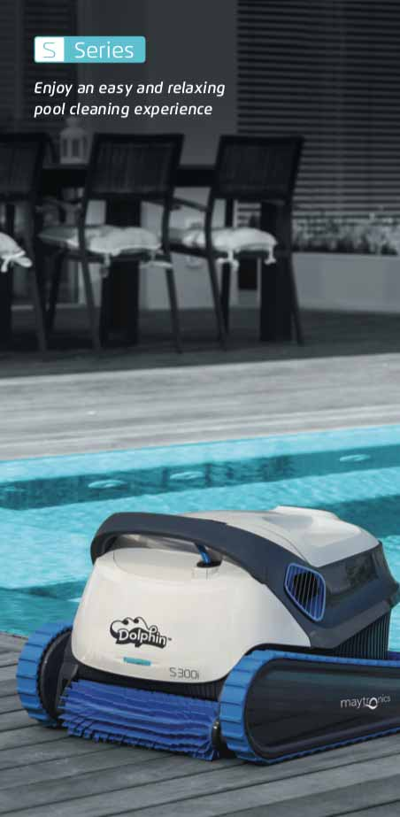 Robotic Pool Cleaner Manual Dolphin S Series (includes S300i)